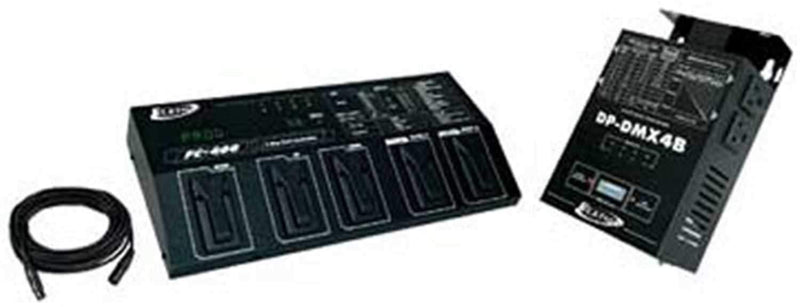 American DJ FC-400-System DMX Foot Controller Pack - PSSL ProSound and Stage Lighting