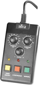 Chauvet FC-T Wired Timer Remote for Fog Machines - PSSL ProSound and Stage Lighting