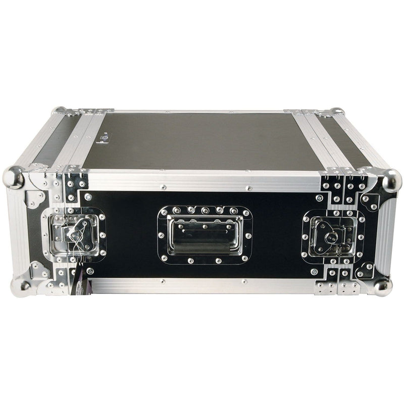 On Stage FC7004FR 4 Space Flight Rack Case - PSSL ProSound and Stage Lighting