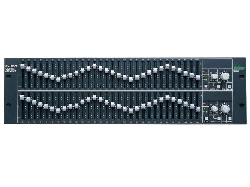 Dbx FCS-960 30 Band Dual Mode Graphic Equalizer