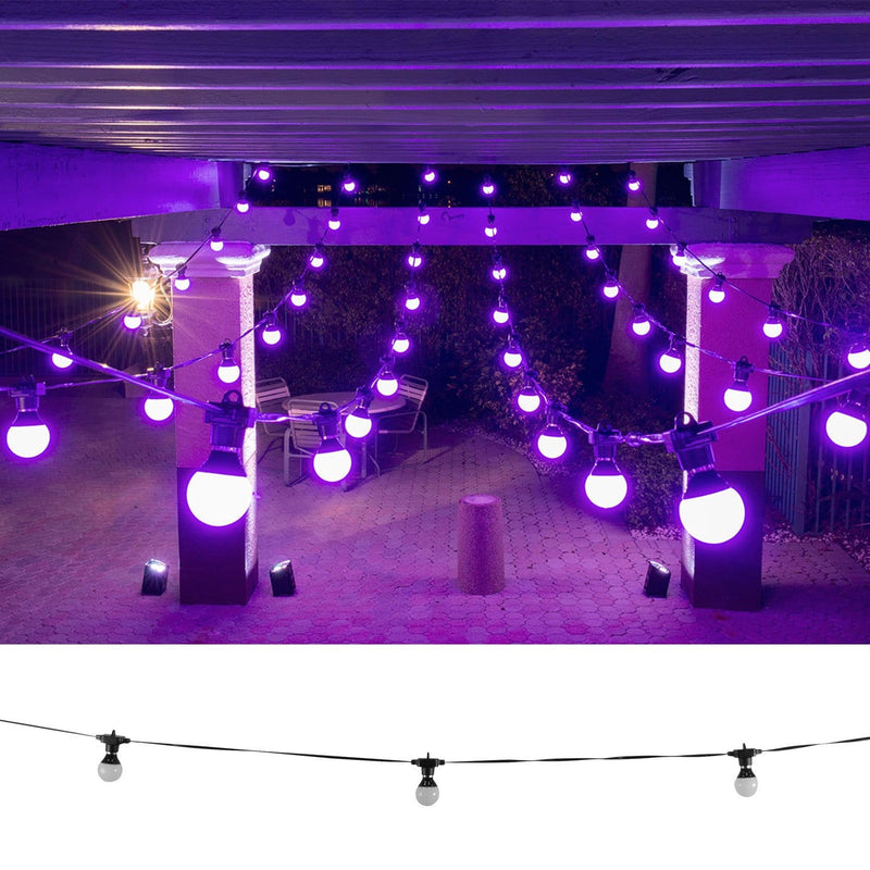 Chauvet Festoon Extension Outdoor Light String - PSSL ProSound and Stage Lighting