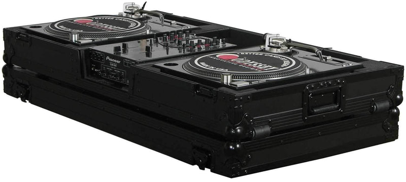 Odyssey FFXBM10WBL Fx Turntable Coffin with Led - PSSL ProSound and Stage Lighting