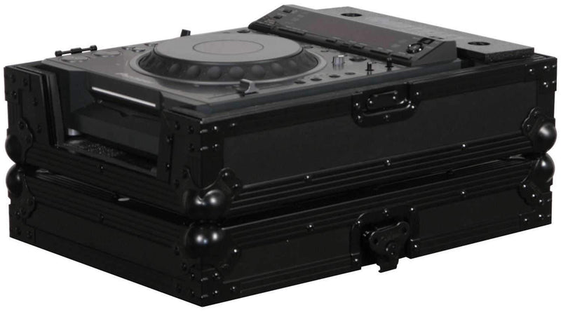 Odyssey FFXCDJBL Fx Series Cdj Player Case with Led - PSSL ProSound and Stage Lighting