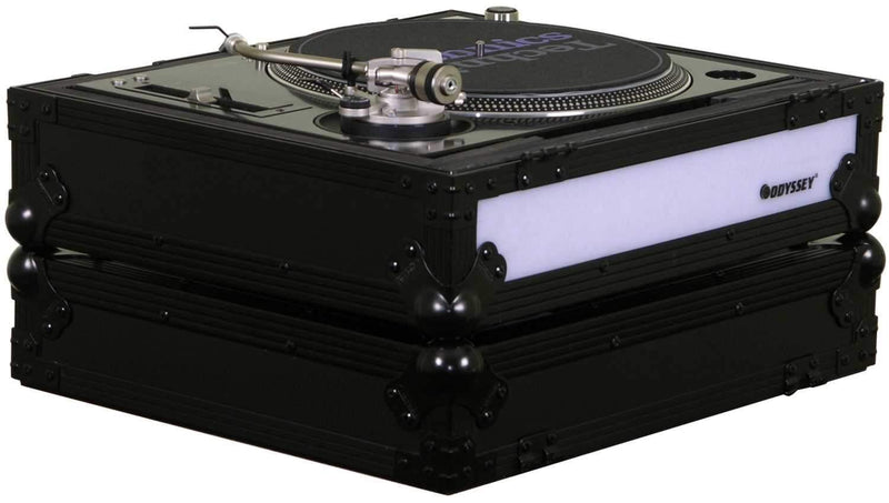 Odyssey FFXDJ1200BL Fx Sl-1200 Led Turntable Case - PSSL ProSound and Stage Lighting