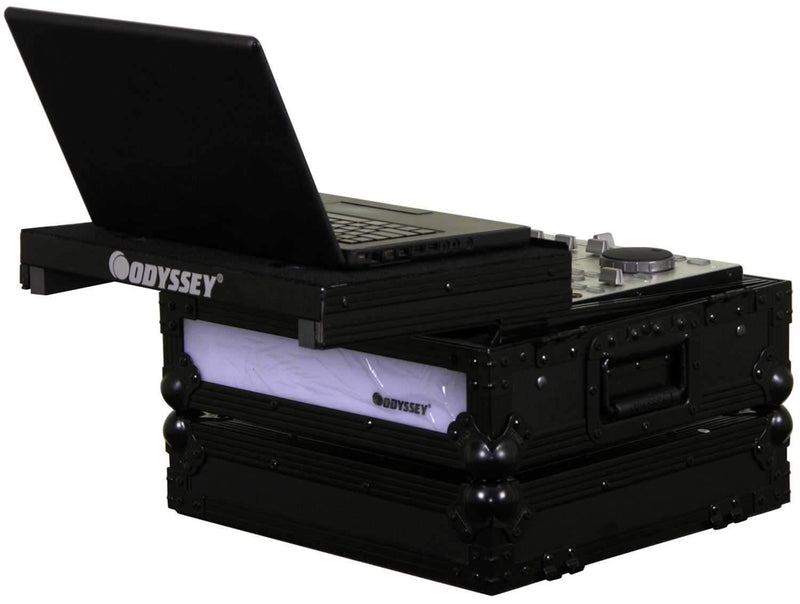 Odyssey FFXGSRMXBL Fx Led Glide Case - Hercules - PSSL ProSound and Stage Lighting
