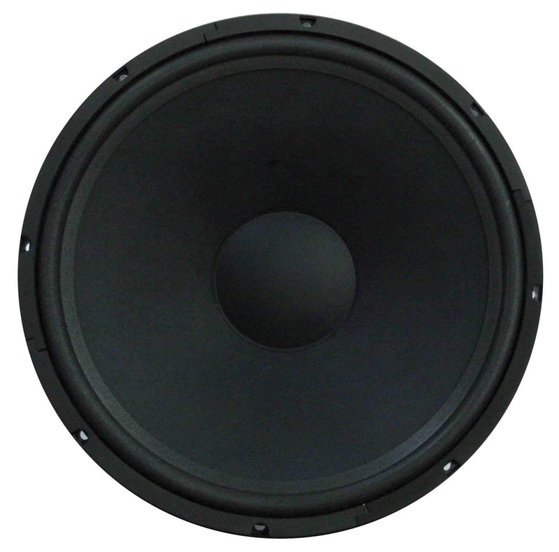 Cerwin Vega Woofer Replacement 8 Ohm Rawframe Speaker - PSSL ProSound and Stage Lighting