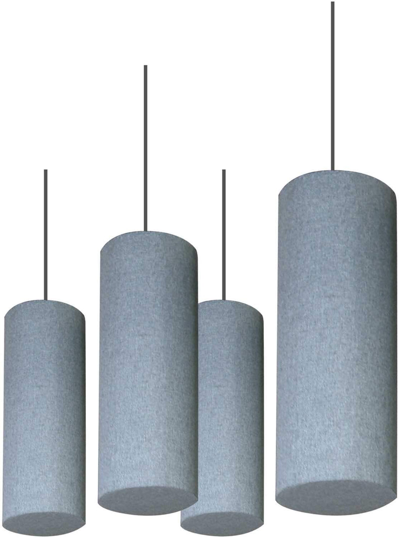 Primacoustic Round Hanging Lantern Baffle Grey - PSSL ProSound and Stage Lighting