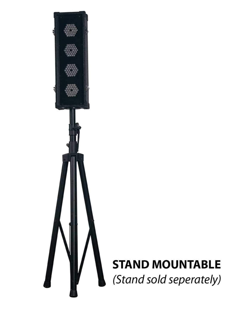 American DJ Flashback 4 LED Boarder Can System - PSSL ProSound and Stage Lighting