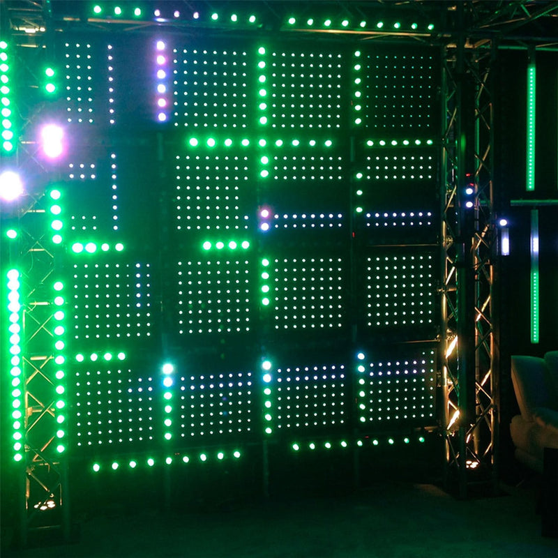 ADJ American DJ Flash Kling Panel 64 LED Light Effect - PSSL ProSound and Stage Lighting