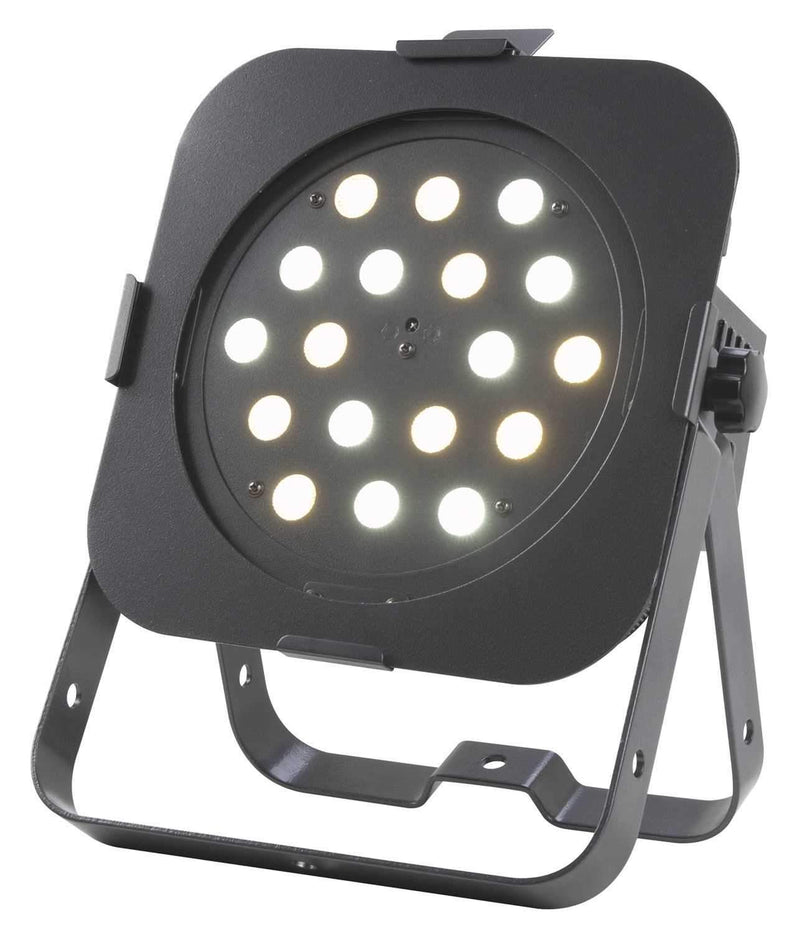 American DJ Flat Par CWWW18 White LED Par Can - ProSound and Stage Lighting