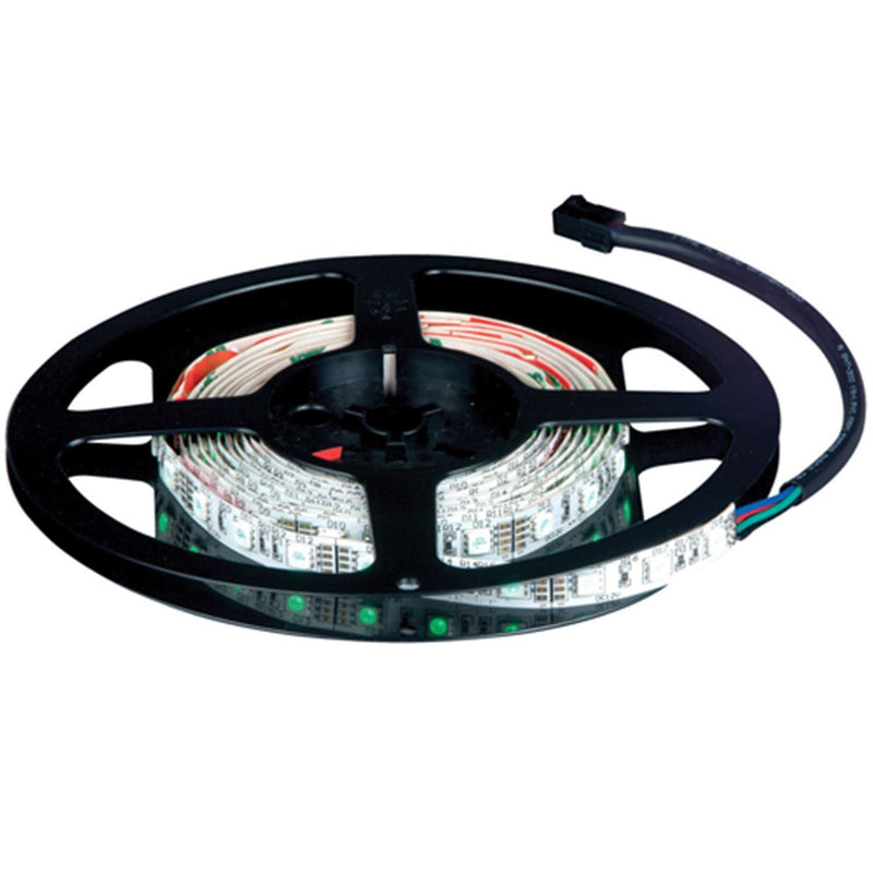 Elation 20' Green Flex LED Tape Roll - PSSL ProSound and Stage Lighting
