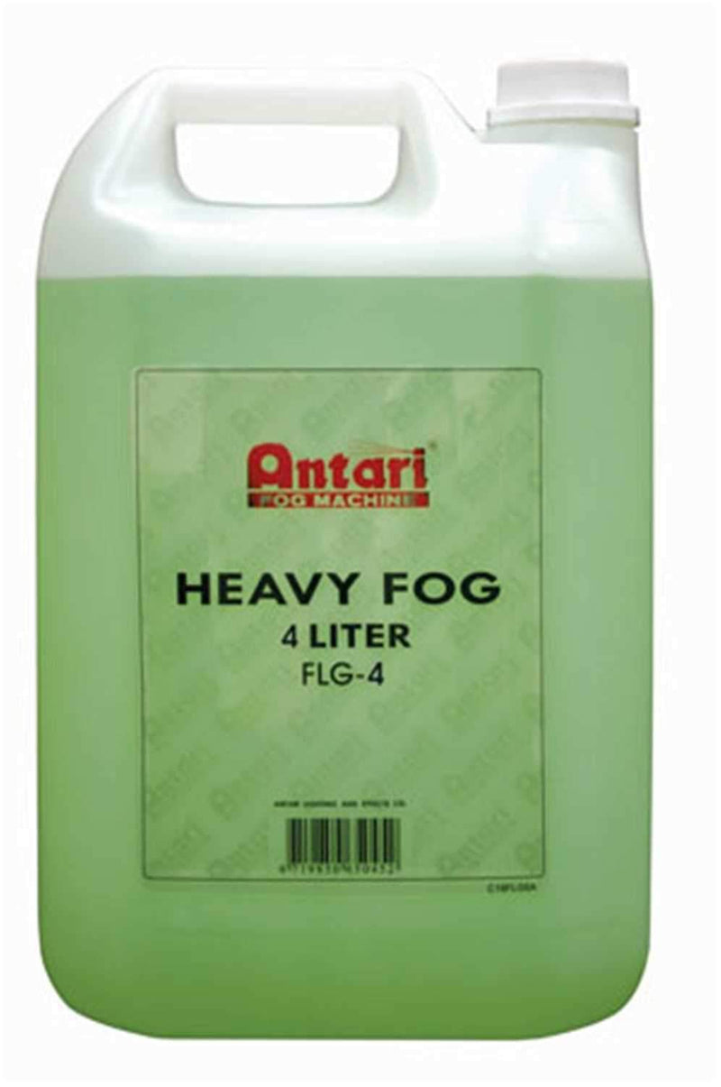 Antari FLG4 Pro Low Lying Fog Juice 1 Gallon - PSSL ProSound and Stage Lighting