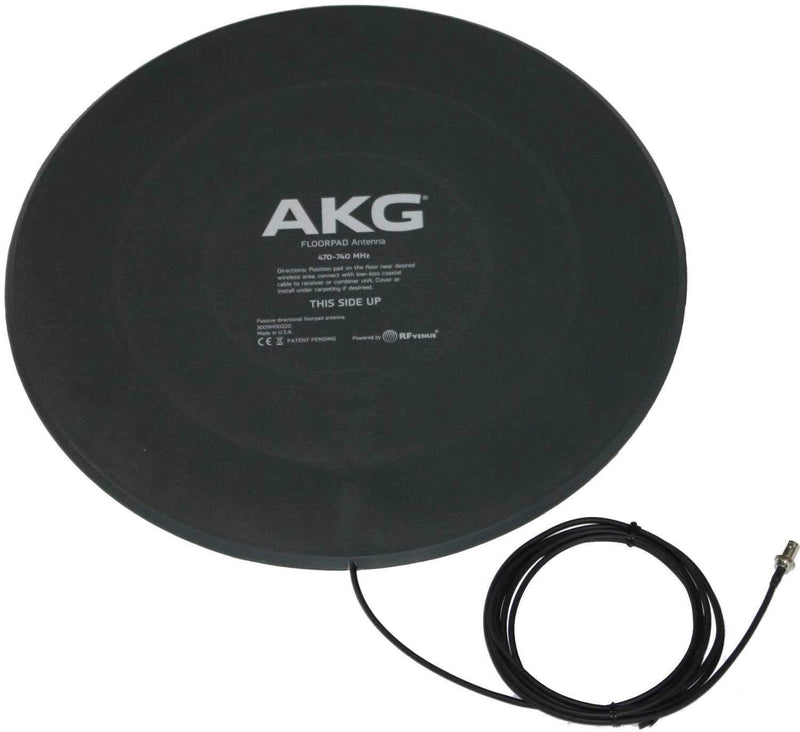 AKG Floorpad Remote Antenna Directional Passive - ProSound and Stage Lighting