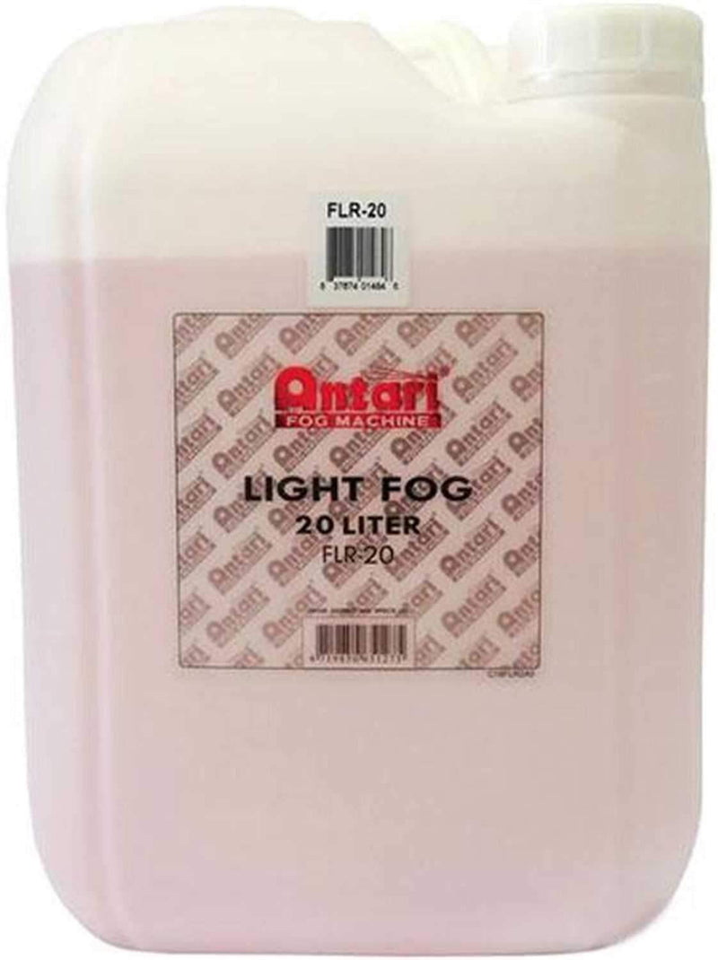 Antari FLR20 Low Lying Fog Fluid (5 Gallon) - PSSL ProSound and Stage Lighting