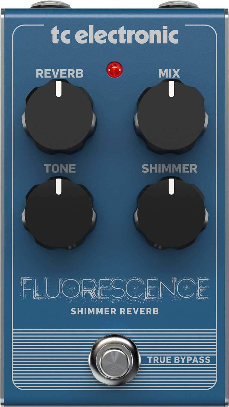TC Electronic Fluoresence Shimmer Reverb Pedal - ProSound and Stage Lighting
