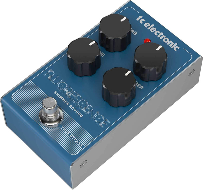 TC Electronic Fluoresence Shimmer Reverb Pedal - PSSL ProSound and Stage Lighting