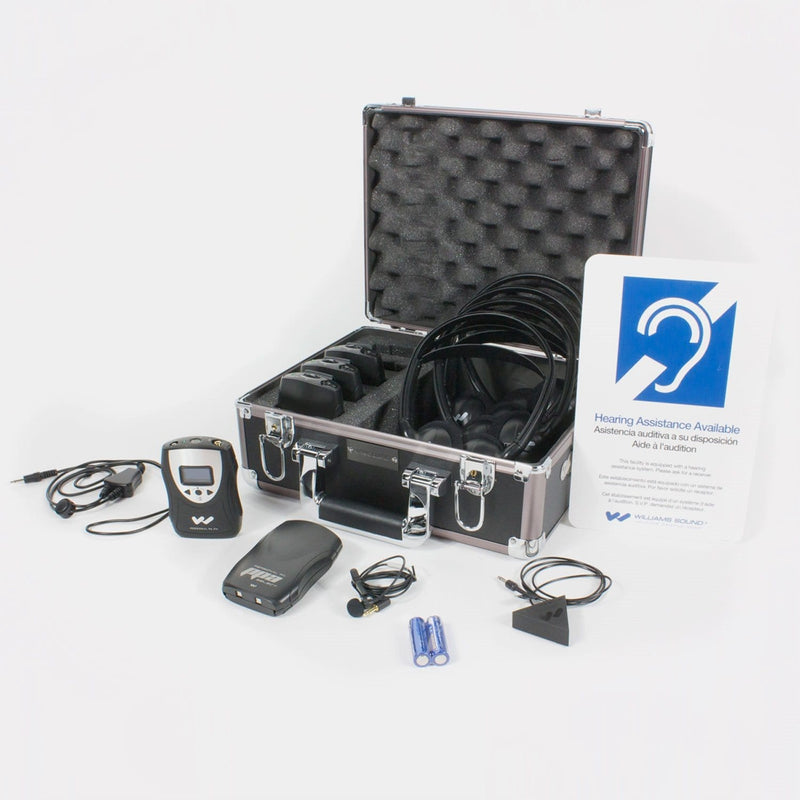 Williams Sound FM ADA KIT 37 FM ADA Compliance Kit - PSSL ProSound and Stage Lighting
