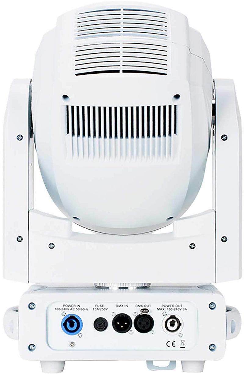 ADJ American DJ Focus Spot 4Z 200W LED Moving Head Pearl White - PSSL ProSound and Stage Lighting