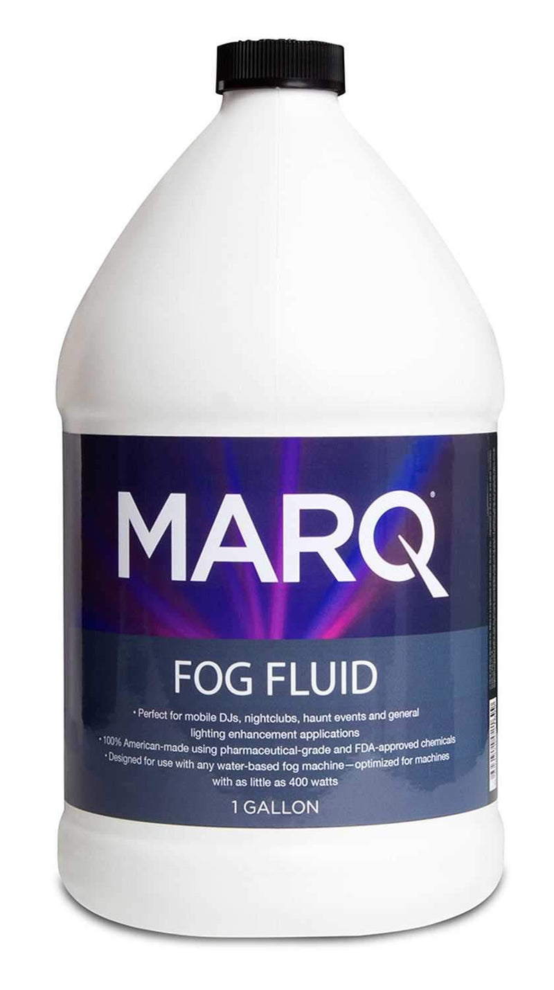 MARQ Medium Density Water-Based Fog Fluid 1 Gallon - PSSL ProSound and Stage Lighting