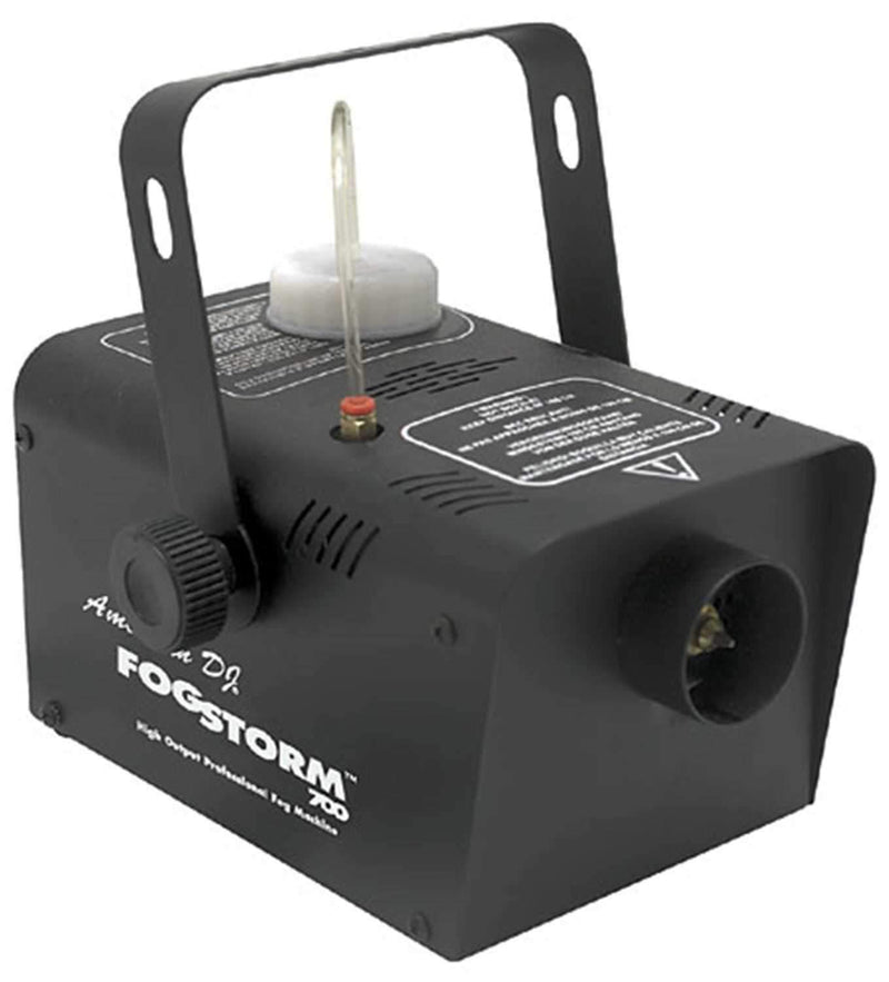American DJ FOGSTORM 700 Fog Machine with Remote - ProSound and Stage Lighting