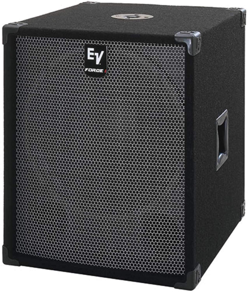 Electro Voice FORCEISUBE 18 IN SUBWOOFER/NEUTRICK OUT DEMO - ProSound and Stage Lighting