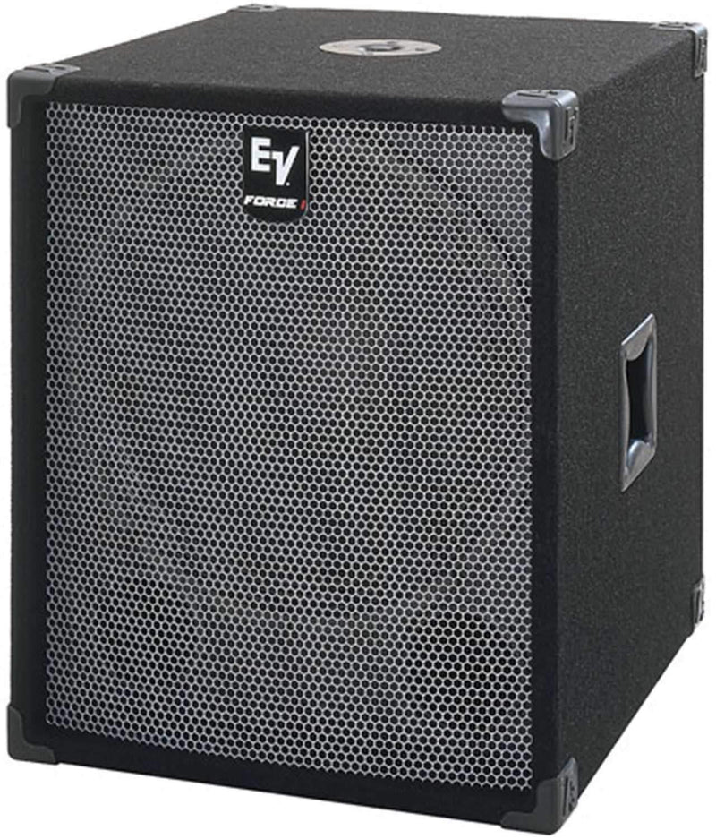 Electro Voice FORCEISUB Subwoofer Speaker 18In - ProSound and Stage Lighting