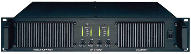 Lab Gruppen FP2400Q Power Amplifier - ProSound and Stage Lighting
