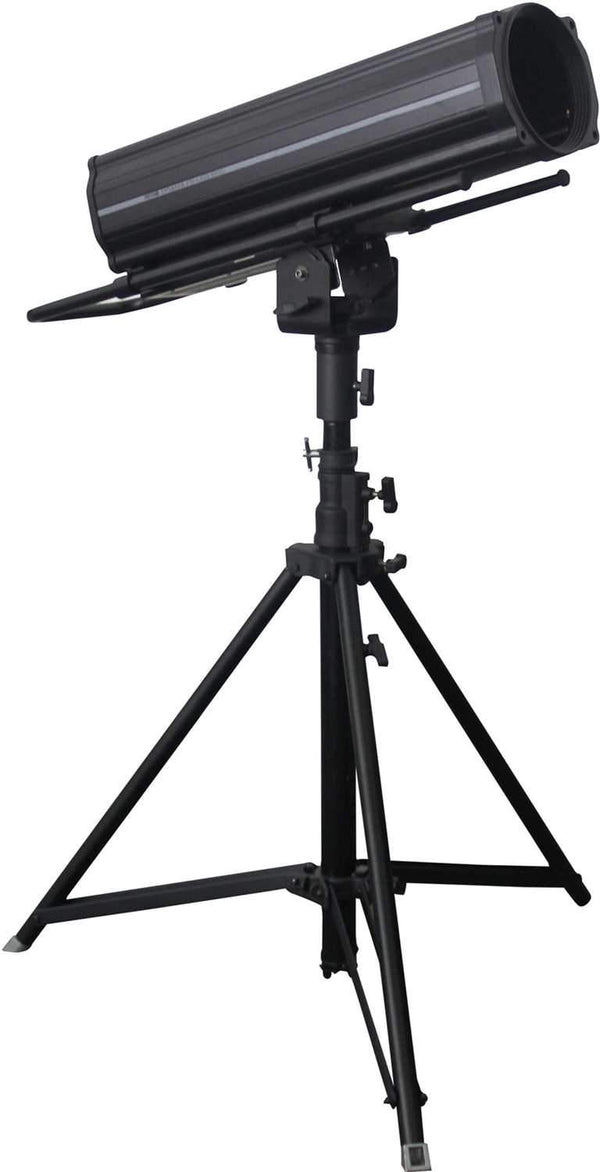 Mega Lite Drama FS-LED 900 350W LED Follow Spot with Stand - PSSL ProSound and Stage Lighting