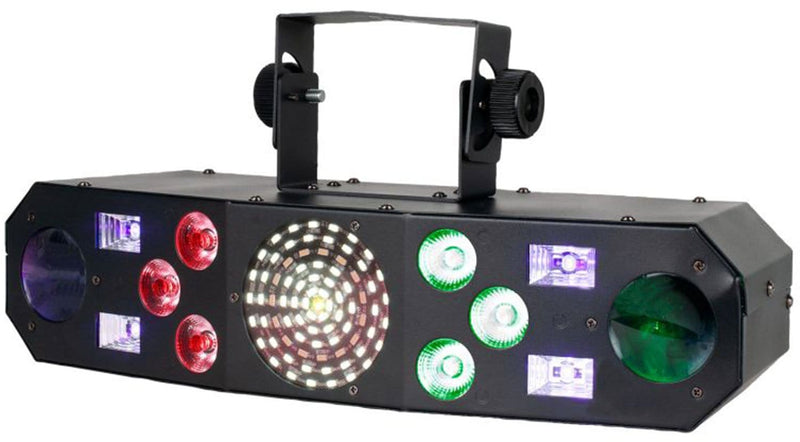 Eliminator FURIOUS FIVE RG 5 In 1 Effect Light - PSSL ProSound and Stage Lighting