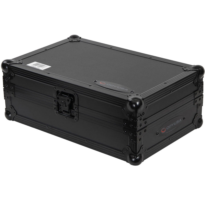 Odyssey FZRANE72BL Black Label DJ Mixer Case for Rane Seventy-Two - PSSL ProSound and Stage Lighting