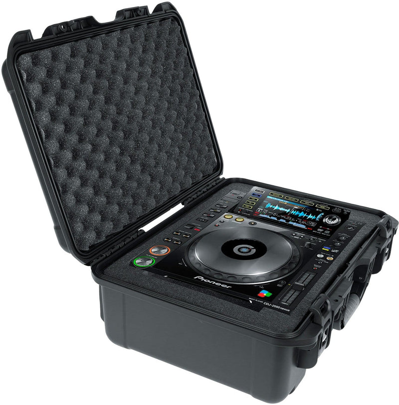 Gator Waterproof Case for Pioneer CDJ-2000NXS2 - ProSound and Stage Lighting