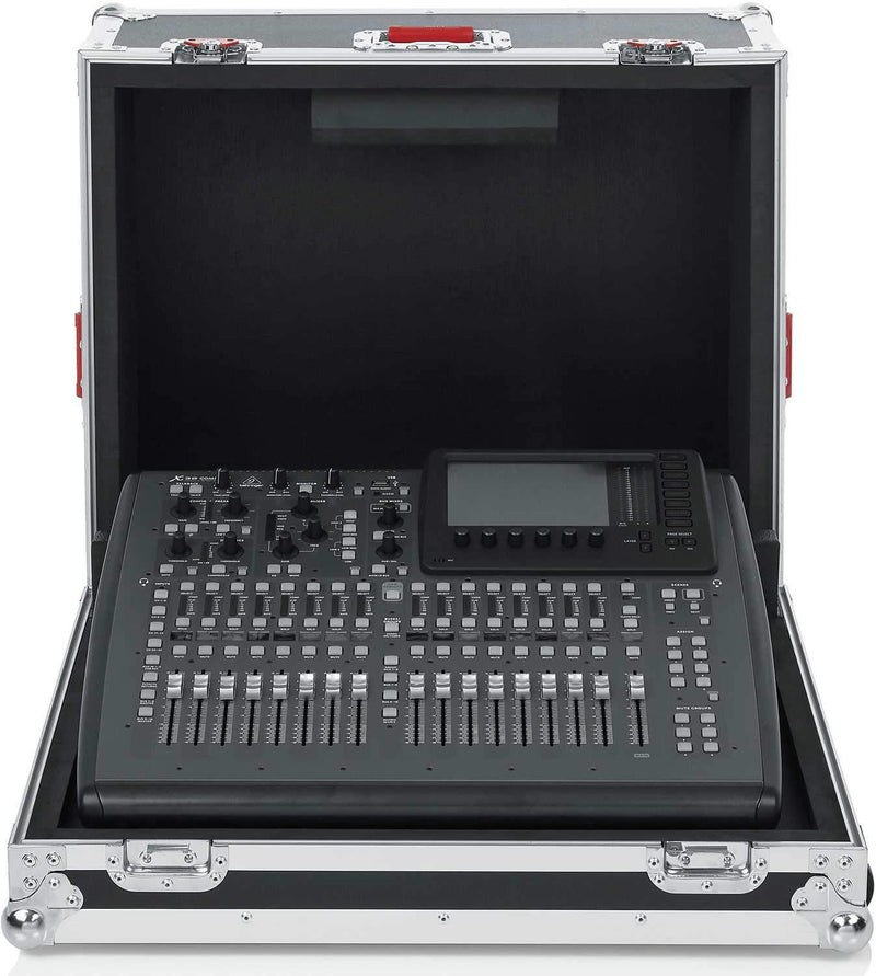 Gator G-TOURX32CMPCTNDH Mixer Case for Behringer X32 Compact - PSSL ProSound and Stage Lighting