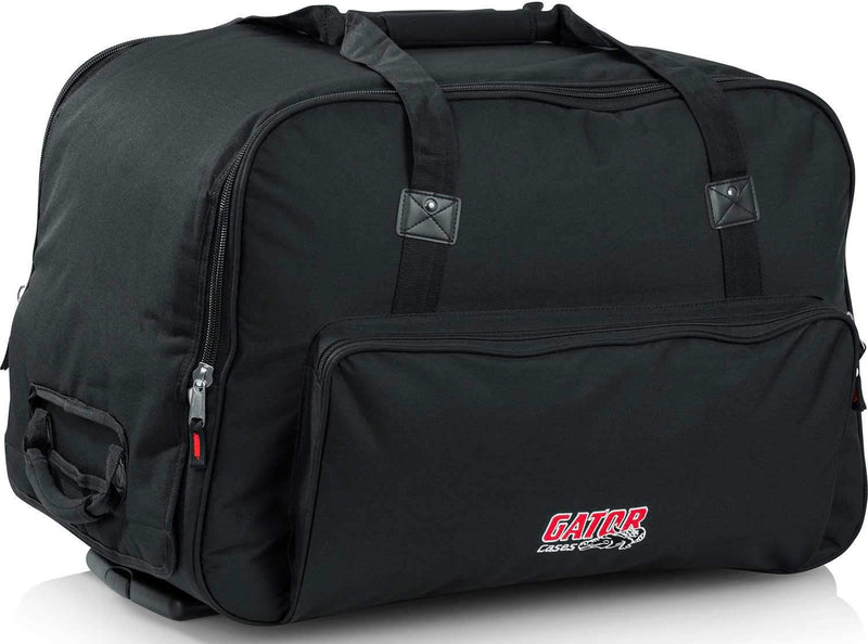 Gator GPA-712SM Rolling Speaker Bag for 12-Inch Speakers - PSSL ProSound and Stage Lighting
