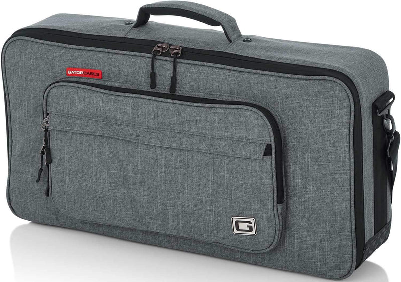 Gator GT-2412-GRY 24-Inch x12-Inch Mini Keyboard Bag - PSSL ProSound and Stage Lighting