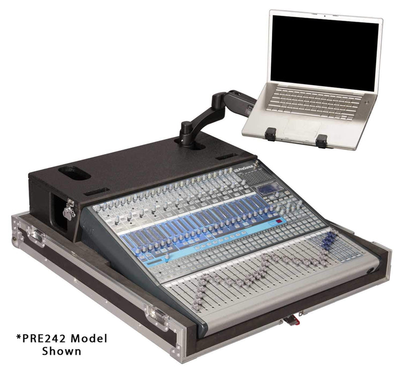 Gator Presonus StudioLive 16.4.2 Road Case with ARM - PSSL ProSound and Stage Lighting