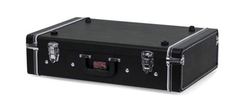 Gator Gig-Box Jr Pedal Board/Guitar Stand Case with Power - PSSL ProSound and Stage Lighting
