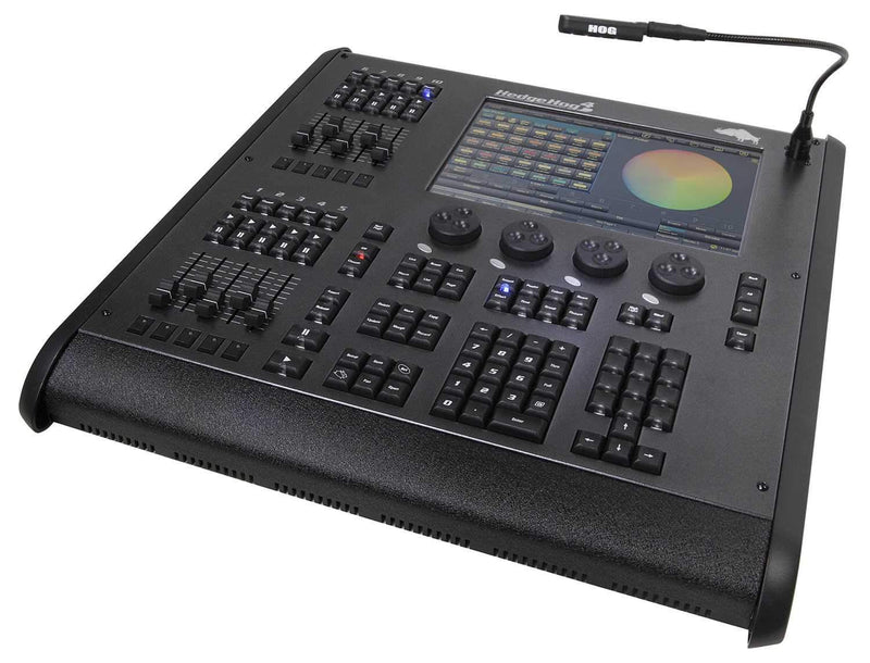 Elation Hedge Hog 4 DMX Lighting Console - PSSL ProSound and Stage Lighting