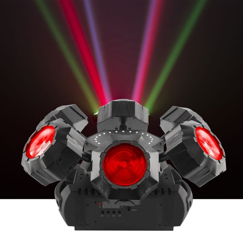 Chauvet Helicopter Q6 RGB LED Multi-Effect Light - PSSL ProSound and Stage Lighting