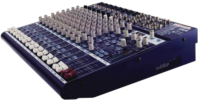 Phonic Helix 18 Firewire & USB Mixer 18 Channel - PSSL ProSound and Stage Lighting