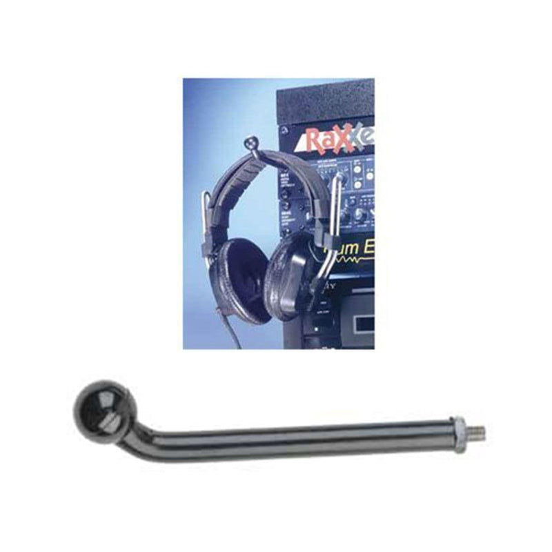 Raxxess Headphone Hanger Straight - PSSL ProSound and Stage Lighting