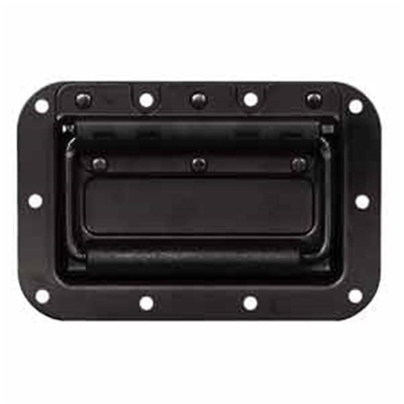 Hardware Med 6.5 X 4.2 Black Handle - PSSL ProSound and Stage Lighting