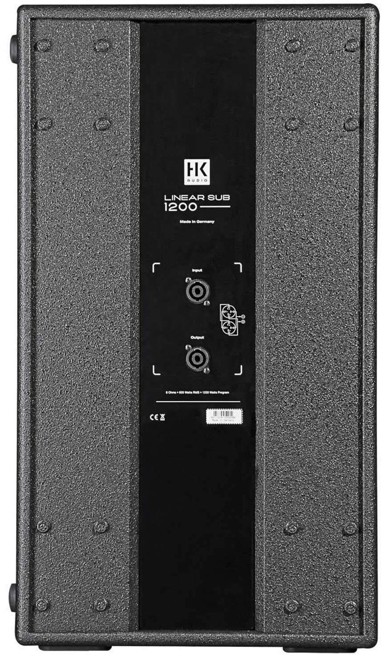 HK Audio SUB1200 Dual 10-Inch Passive Subwoofer - PSSL ProSound and Stage Lighting
