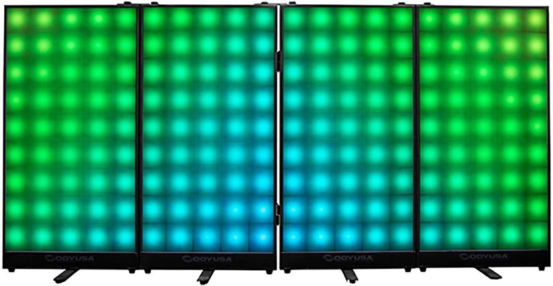 Odyssey HLFXF4P1 4-Panel Headliner FX LED Facade - PSSL ProSound and Stage Lighting