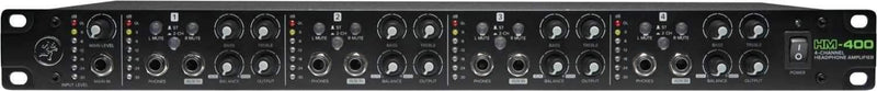 Mackie HM-400 4-Channel Headphone Amplifier - PSSL ProSound and Stage Lighting
