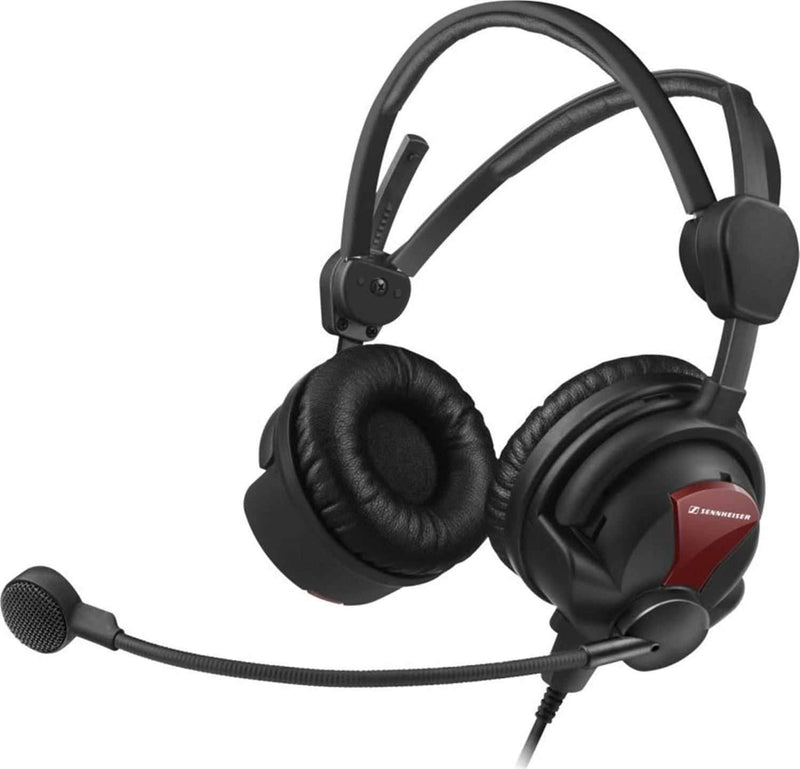 Sennheiser HMD266007 Broadcast Headphones with Mic - PSSL ProSound and Stage Lighting