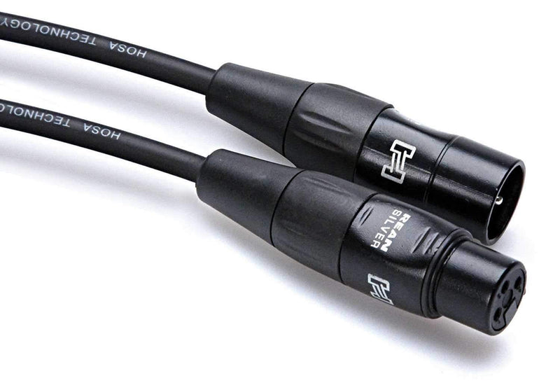 Hosa HMIC-025 25 Ft REAN XLR (F) to XLR (M) Pro Grade Mic Cable - PSSL ProSound and Stage Lighting