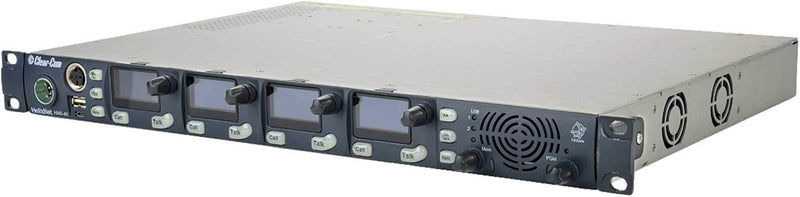 Clear-Com HMS-4X 4-Channel 1RU Digital Main Station - PSSL ProSound and Stage Lighting