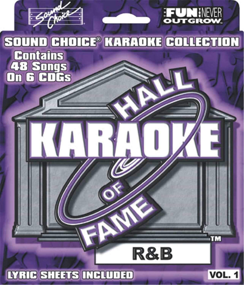 SOUNDCHOICE HOFRB1 HALL OF FAME - RHYTHM & BLUES - PSSL ProSound and Stage Lighting