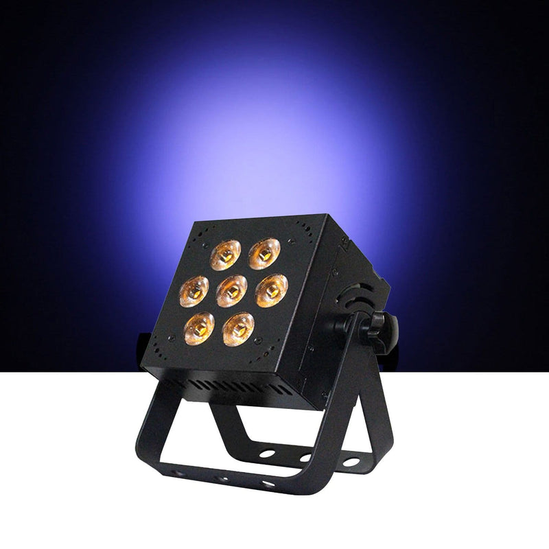 Blizzard HotBox 5 RGBAW 7x15-Watt LED Wash Light - PSSL ProSound and Stage Lighting