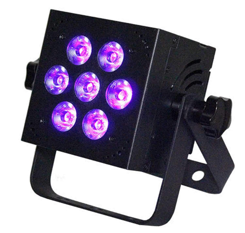 Blizzard HotBox EXA 7x 15w RGBAW Plus UV LED Wash Light - PSSL ProSound and Stage Lighting